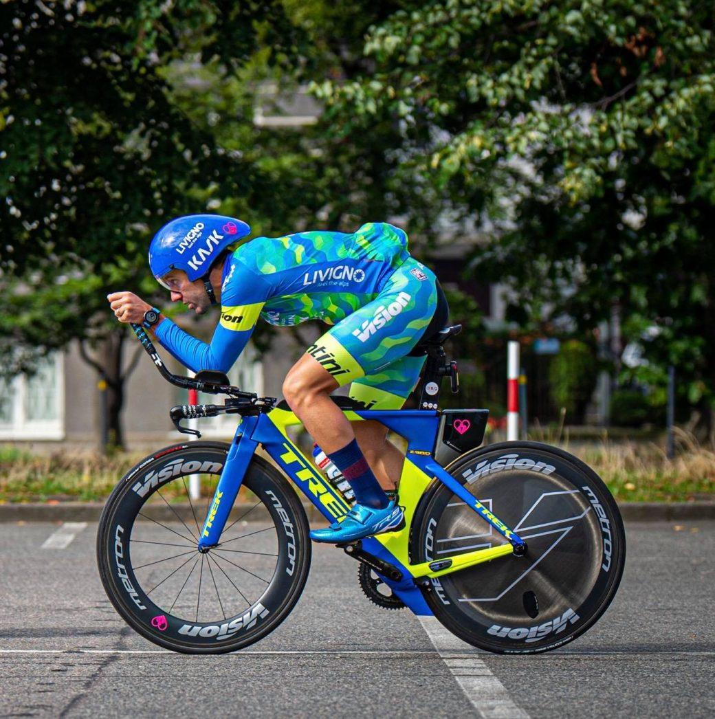 Giulio Molinari Ironman Gdynia di 70.3
