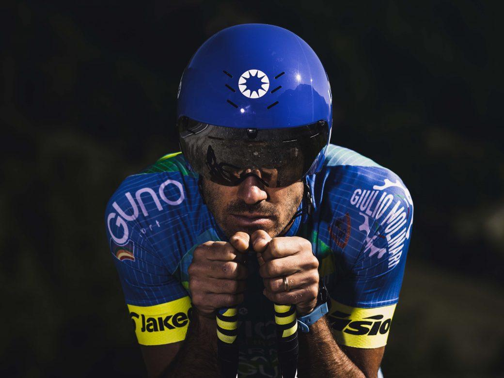 Giulio Molinari campione triathlon
