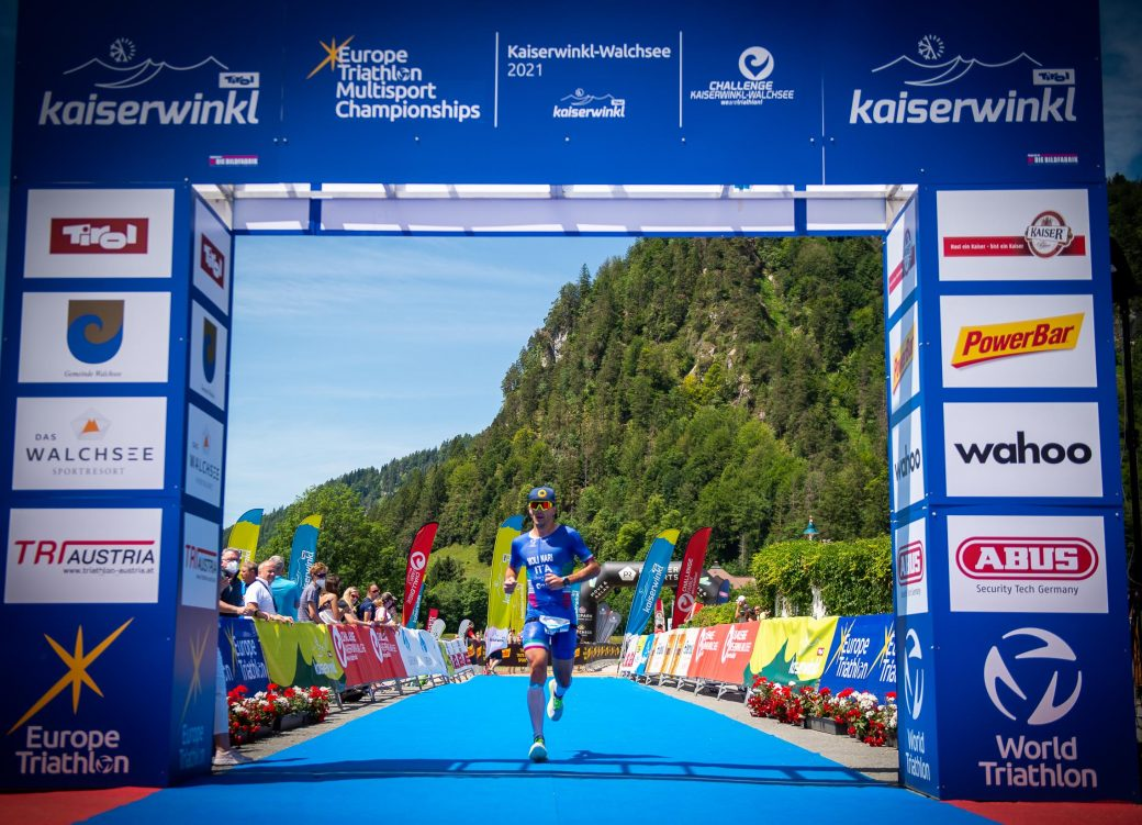Giulio Molinari Campionato Europeo