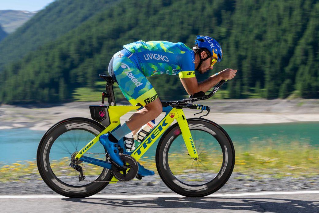 Giulio Molinari triathlon