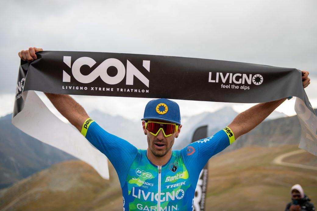 Giulio Molinari Icon Xtreme Triathlon Livigno